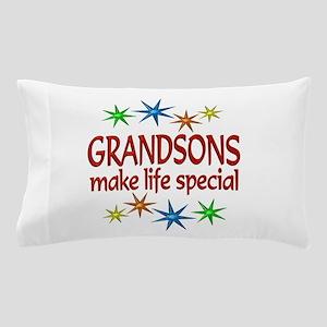 Special Grandson Pillow Case