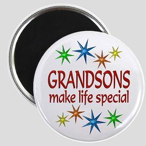 Special Grandson Magnet