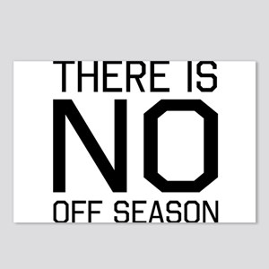 There is no off season Postcards (Package of 8)