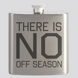 There is no off season Flask
