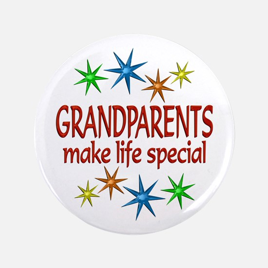 "Special Grandparents 3.5"" Button"