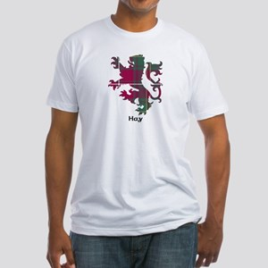 Lion - Hay Fitted T-Shirt
