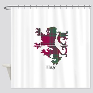 Lion - Hay Shower Curtain