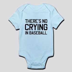There's no crying in baseball Body Suit