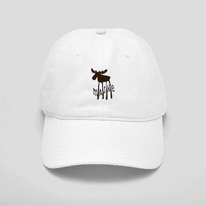 Maine Moose Cap