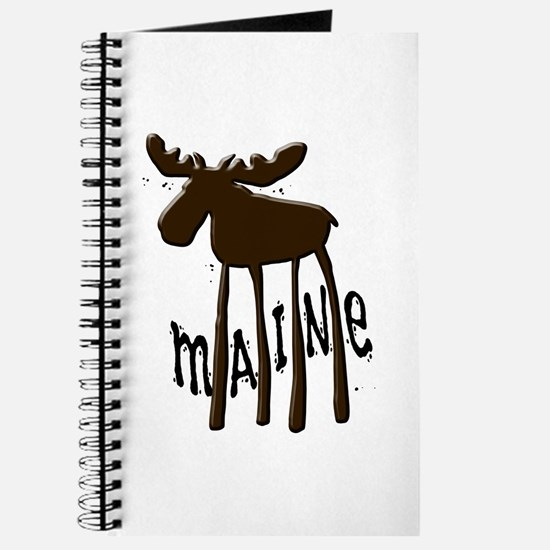 Maine Moose Journal