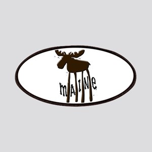 Maine Moose Patches