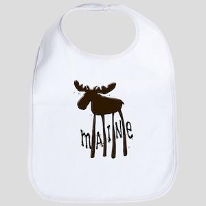 Maine Moose Bib
