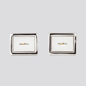 Halloween Rectangular Cufflinks