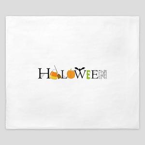 Halloween King Duvet