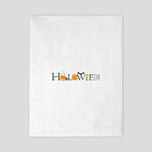 Halloween Twin Duvet