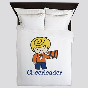 Cheerleader Queen Duvet