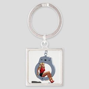 handcuff Keychains