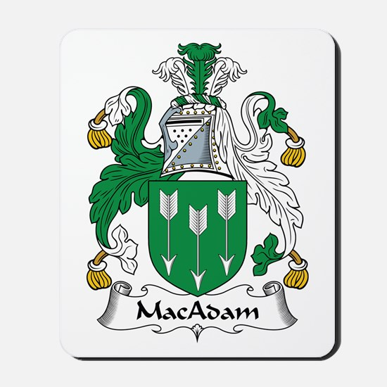 MacAdam Mousepad