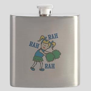 Rah Rah Cheer Flask