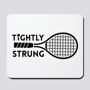 Tightly strung Mousepad