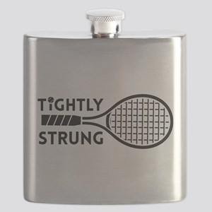 Tightly strung Flask
