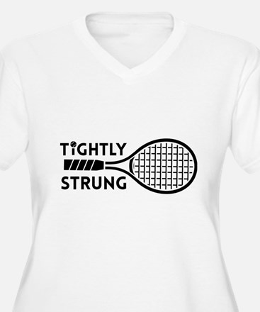 Tightly strung Plus Size T-Shirt