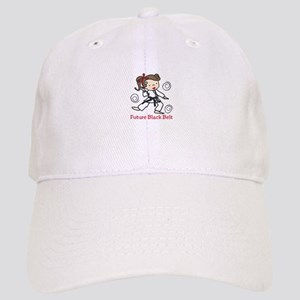 Future Black Belt Baseball Cap