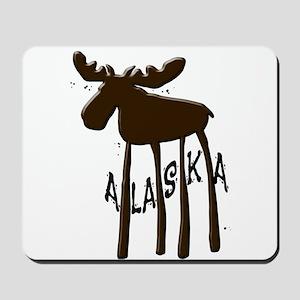 Alaska Moose Mousepad