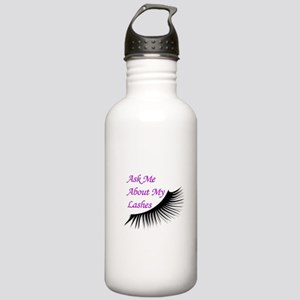 Ask me about my Lashes Water Bottle