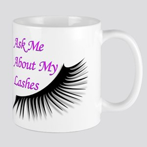 Ask me about my Lashes Mugs