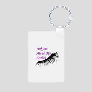 Ask me about my Lashes Keychains