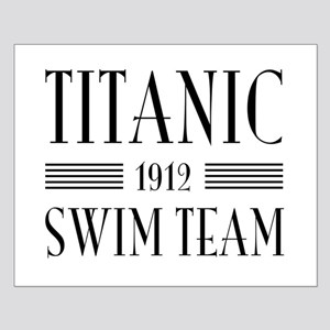 Titanic swim team 1912 Posters