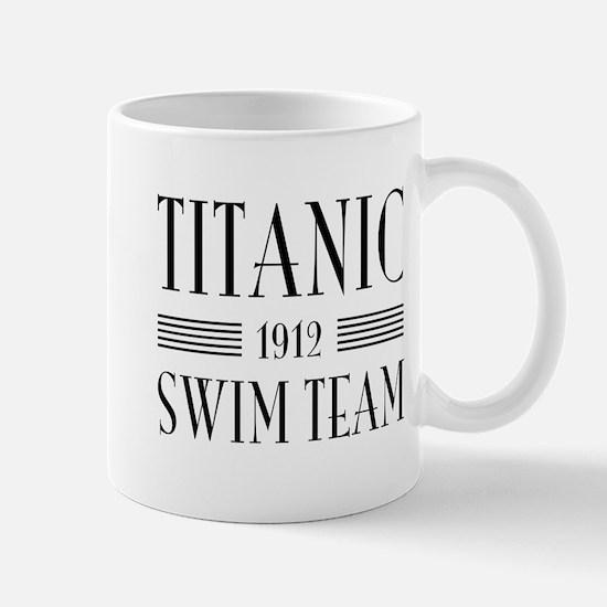 Titanic swim team 1912 Mugs