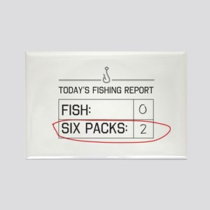 Today's fishing report Magnets