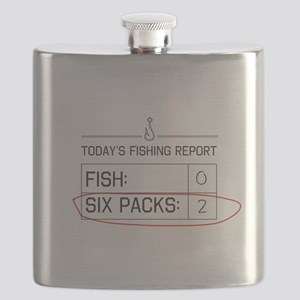 Today's fishing report Flask