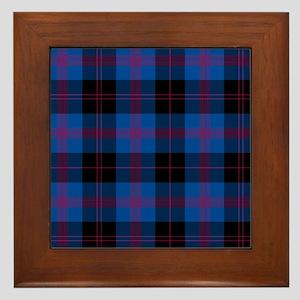 Tartan - Angus dist. Framed Tile
