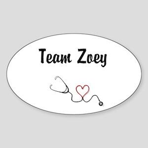 Team Zoey Sticker