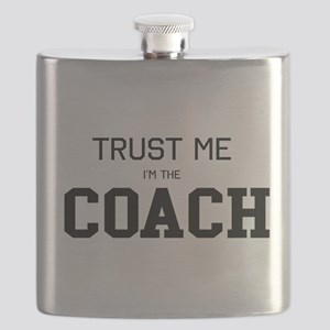 Trust me I'm the coach Flask