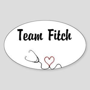 Team Fitch Sticker