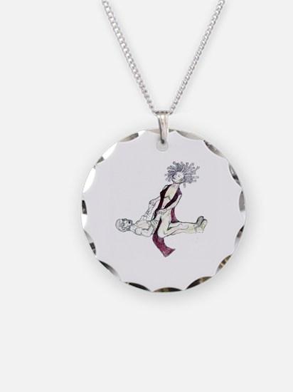 Medusa Colour Necklace