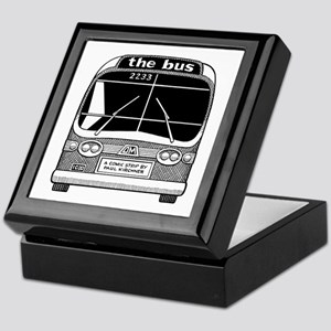 """""""The Bus"""" Keepsake Box"""