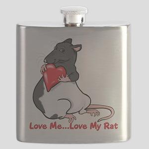 ratheartblkhd Flask