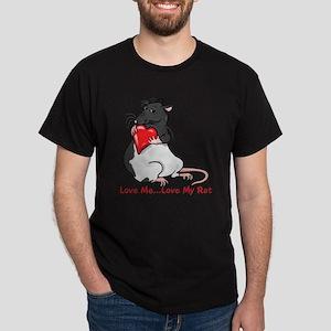 ratheartblkhd T-Shirt