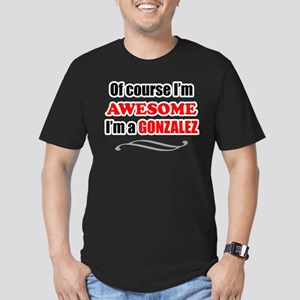 Gonzalez Awesome Family T-Shirt