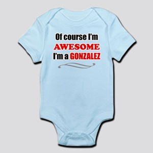Gonzalez Awesome Family Body Suit