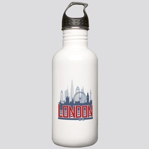 London Stainless Water Bottle 1.0l
