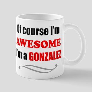 Gonzalez Awesome Family Mugs