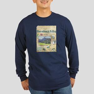 Monadnock Men's Dark Long Sleeve T-Shirt