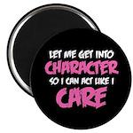Like I Care White-Pink 2.25