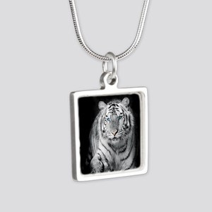 White Tiger Necklaces