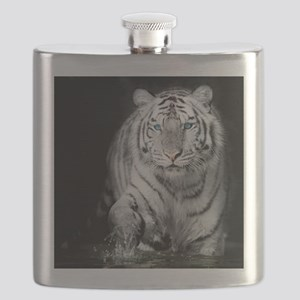 White Tiger Flask