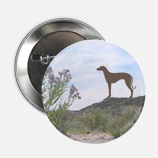 Desert Flower Sloughi Button