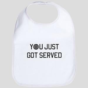 You got served vollyball Bib