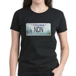 Virginia NDN Pride Women's Dark T-Shirt